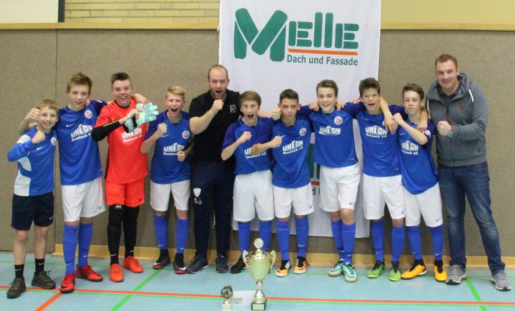 Sieger Melle-Cup 2017: FC Hansa Rostock