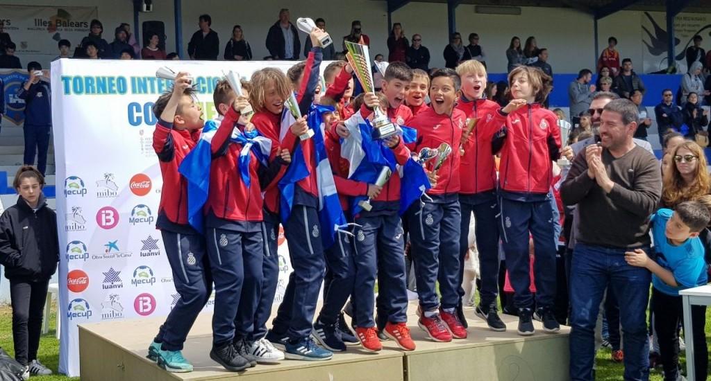 Espanyol Barcelona Sieger U11-Junioren