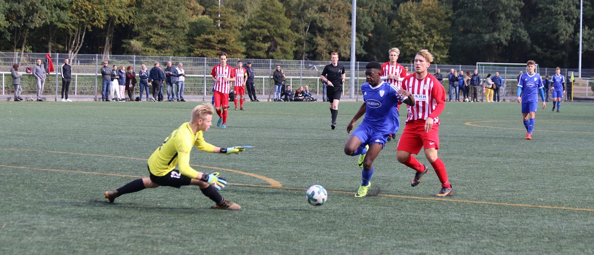 Jfv Bremerhaven U19 Tus Komet Arsten 62 31 Jfv Bremerhaven