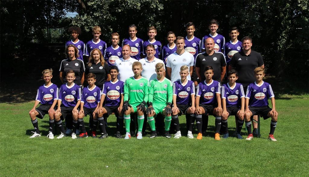 U14 C2-Junioren 2018/19
