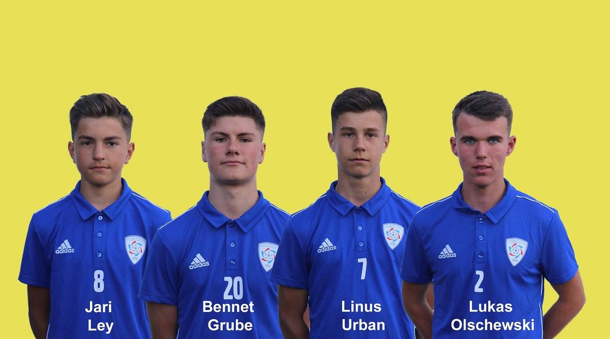 Auswahlspieler-U16