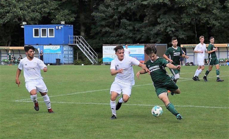 JFV Bremerhaven U19 – VSK Osterholz-Scharmbeck U19 3:1 (1:0)
