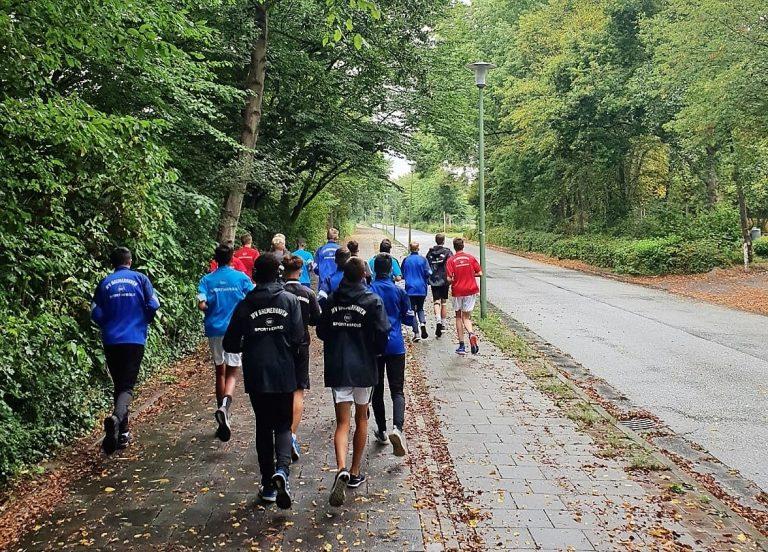 JFV Bremerhaven U16 beendet zufrieden Ihr Trainingslager