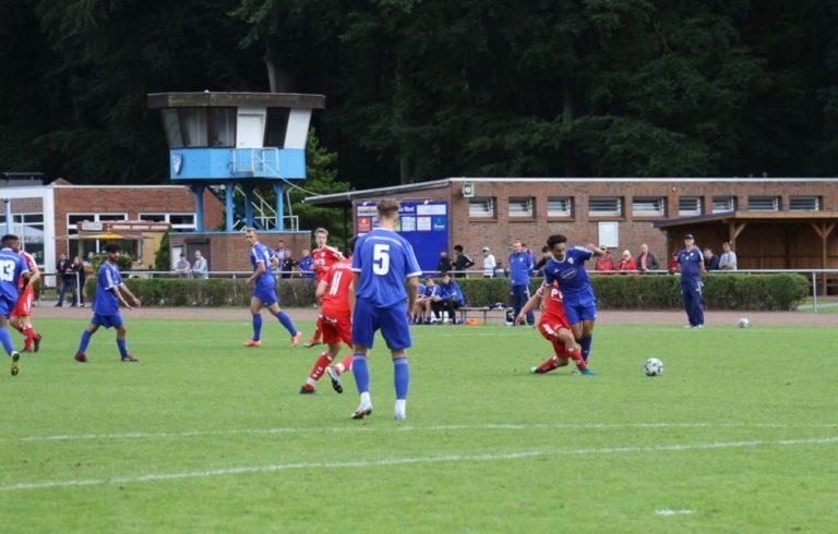 JFV Bremerhaven U19 – SC Brake U19 3:1 (1:0)
