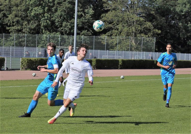 JFV Bremerhaven U19 – BSC Hastedt 3:1 (1:1)