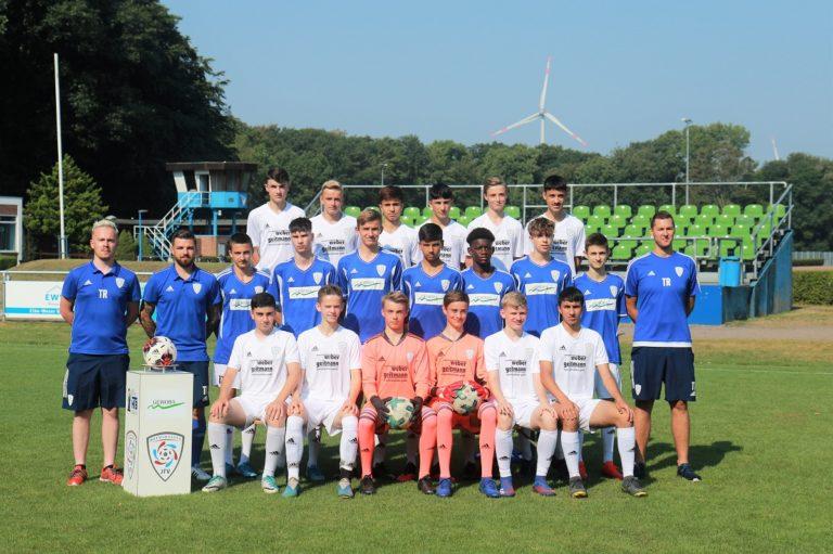 JFV U16 reist mit Zuversicht zum Punktspielstart nach Bremen