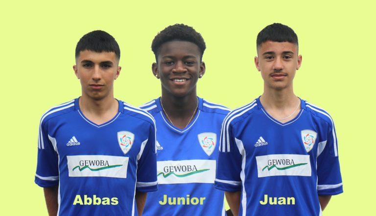 Gelungener Saisonstart für die U16