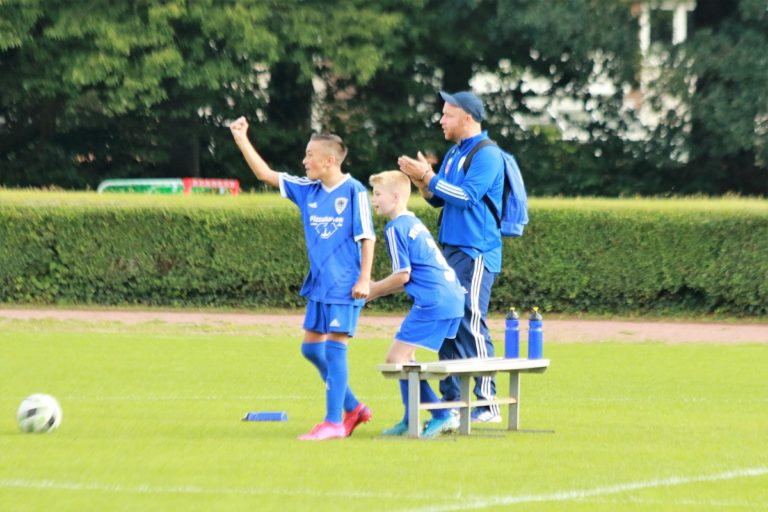 JFV Bremerhaven U14 – Heidmühler FC U15 8:1